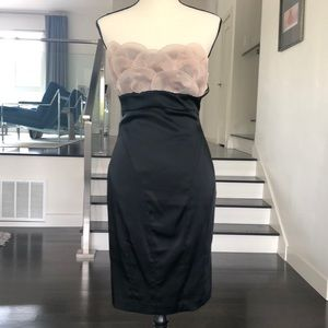 Ted Baker scallop dress size 1